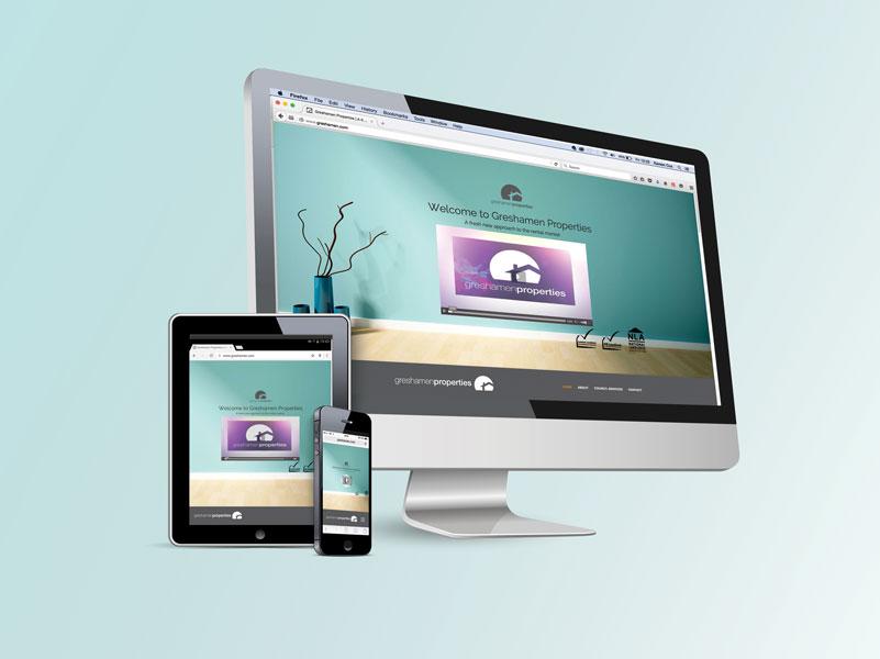 Greshamen website