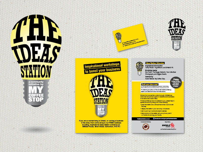 The Ideas Station: Business workshops for women