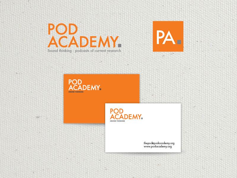 Pod Academy logo