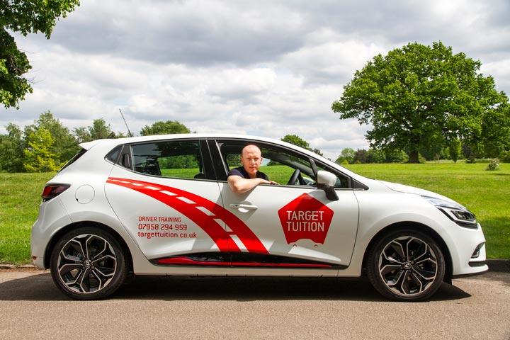 Target tuition car design