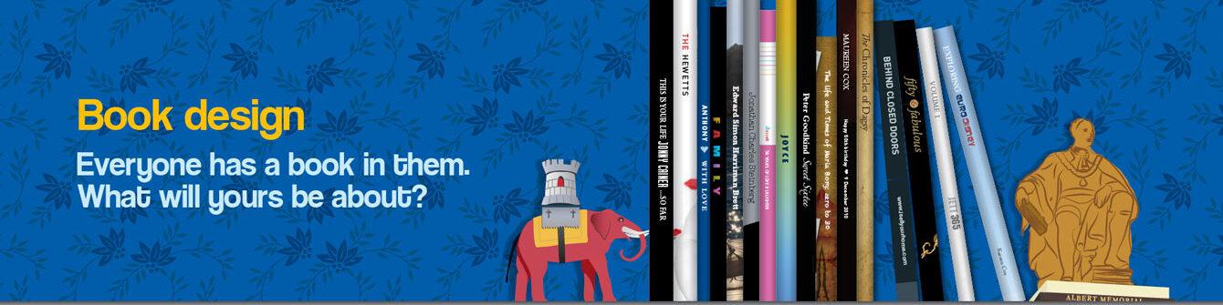 Book design image