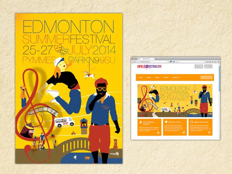 Edmonton summer festival 2014