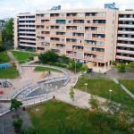 Urban city council estate