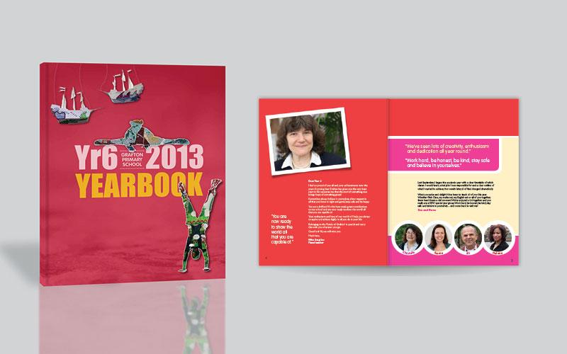 Grafton Yearbook 2013
